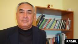 Махамбет Хакимов, председатель НПО «Каспий табигаты» в городе Атырау.