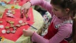 Казан кирмәнендә балалар өчен татлы мастер-класслар бара