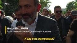 """""""Первый пункт – подготовка свободных выборов"""""""