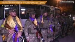 Перемир'я існує на папері, нас обстрілювали кожен вечір – боєць «Харків-1»