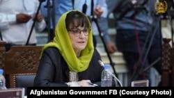 دیبرا لاینز٬ نمایندۀ خاص سازمان ملل متحد برای افغانستان