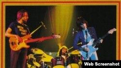 Beck, Bogert & Appice la începutul anilor 1970.