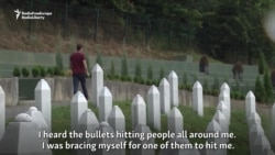 Survivor Recalls Srebrenica Horror