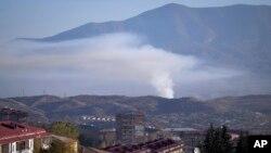 Stepanakert, Nagorno-Karabah, 24 octobmbrie 2020
