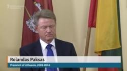 Russia & Me: Rolandas Paksas