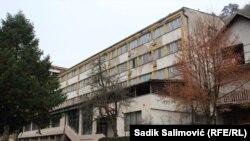 Nekadašnji hotel Domavija, Srebrenica