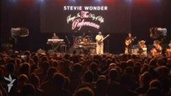 Stevie Wonder pulsuz konsert verib