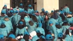 """""""Президент күні билейміз"""". Назарбаевтың мерекесіне студенттерді қатыстырмақ"""