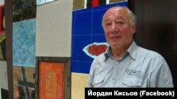 Йордан Кисьов през 2012 година