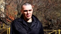 Активист Антифа Алексей Сутуга вышел на свободу