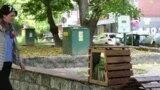 Sarajevska biblioteka na otvorenom