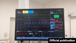"""Петта трансплантација на срце од починат донор во комплексот клиники """"Мајка Тереза"""" во Скопје."""