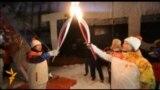 Сочи 2014: Олимпиада оту Түндүк уюлга жетти