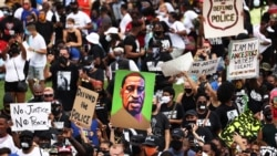 Washingtonski marš protiv rasizma i policijske brutalnosti