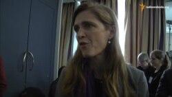 Ми розглядаємо різні варіанти − Саманта Пауер про Мінськ-2 і миротворців