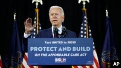 Імовірний кандидат у президенти США від Демократичної партії Джо Байден