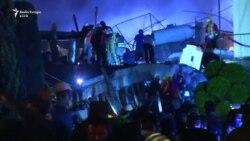 Qindra të vdekur nga tërmeti në Meksikë