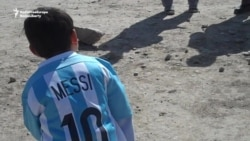 Young Afghan Messi Fan Gets Real Jerseys From Soccer Star