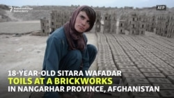An Afghan Woman Forced To Dress As A Man
