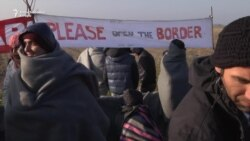 Izbeglice na srpsko-hrvatskoj granici: Ostajemo dok nas ne propuste