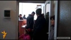 Օմբուդսմենը Գյումրիում լսեց քաղաքացիների բողոքները