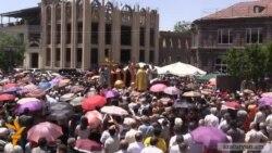 Գյումրիի նախկին քաղաքապետ Վարդան Ղուկասյանը ավարտին կհասցնի Ամենափրկիչ եկեղեցու շինարարությունը