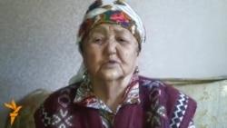 Алымкулова: Атамдын ыйы эсимде