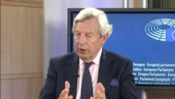 """Geoffrey Van Ornen: """"Să lăsăm deoparte aderarea Ucrainei la UE. Marea provocare este adresată celor care au ambiții democratice"""""""