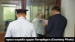 Историк Олег Соколов