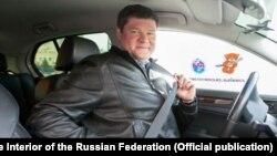 Kolomna Mayor Denis Lebedev
