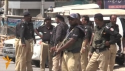 Security Forces Search For Gunmen After Karachi Academy Attack