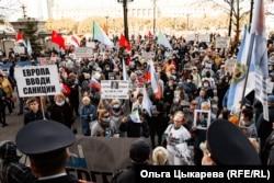 Протест в Хабаровске, архивное фото