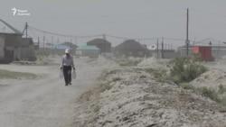 Без воды, света и дорог. Массив на окраине Кызылорды