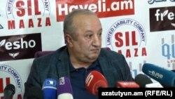 Мовсес Акопян, 19 ноября 2020 г.