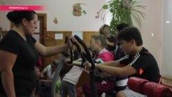 В Украине могут закрыть санатории для детей с ДЦП и другими серьезными болезнями