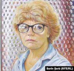 Autoportret, 1974