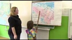 Sedmogodišnjakinja i geografske karte