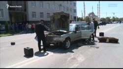 Чечня: дети против полицейских