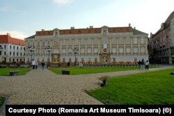 Muzeul de Artă din Timișoara, vedere de ansamblu