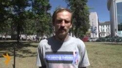 Яраслаў Ульяненкаў: Пачалі ціснуць на маю цяжарную сяброўку
