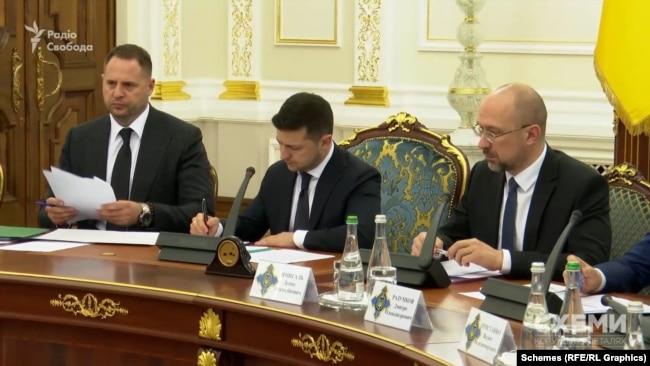 Президент Володимир Зеленський своїм указом ввів у дію рішення РНБО, яким, зокрема, була призупинена приватизація обленерго