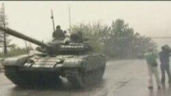 Gürcüstanda hərbi-siyasi gərginlik