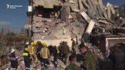 Albanija: Potraga za preživjelima nakon zemljotresa