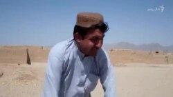 د کټوۍ کمپ افغان کډوال د څښاک اوبه نه لري