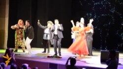 Москвада хоразмлик артистлар концерт берди