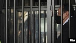 Полициско спроведување на Сашо Мијалков