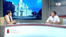Salvat de referendum. Primarul Chișinăului Dorin Chirtoacă, la Moldova în direct