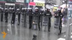Policia arreston Albin Kurtin dhe aktivistët