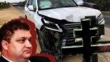 Авария произошла на трассе недалеко от поселка Прибрежное в Сакском районе еще 31 июля