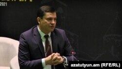 Հայաստանում ՅՈՒՆԵՍԿՕ-ի ազգային հանձնաժողովի գլխավոր քարտուղար Արման Խաչատրյանը